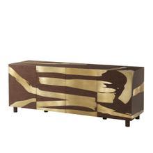 Washi Cabinet - Sable Oak