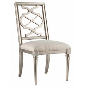 Morrissey Blake Side Chair - Bezel