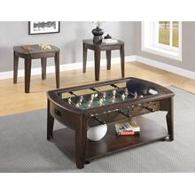 View Product - Diletta 3-Piece Game Set(Foosball Cocktail & 2 Game End Tables)