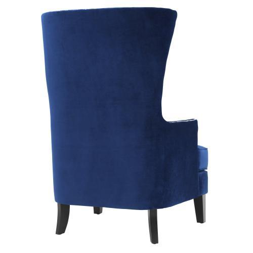 Bristol Blue Tall Chair