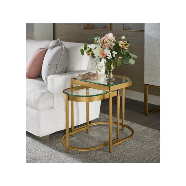 See Details - Editorial End Tables
