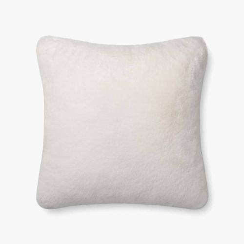 P0710 White Pillow