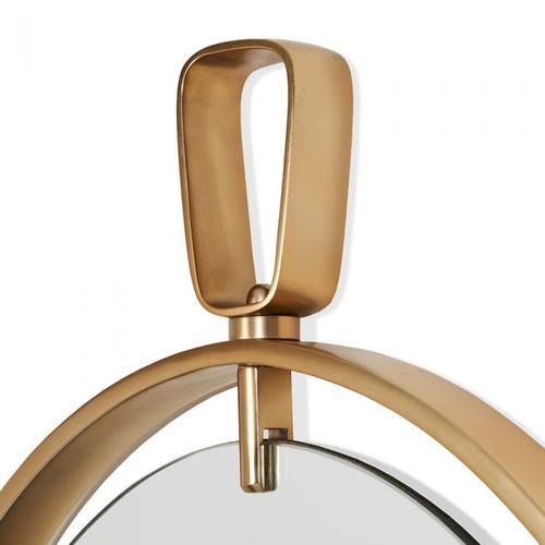 Olivier Oval Mirror