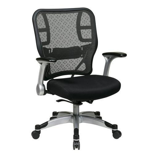 Deluxe R2 Spacegrid Back Chair
