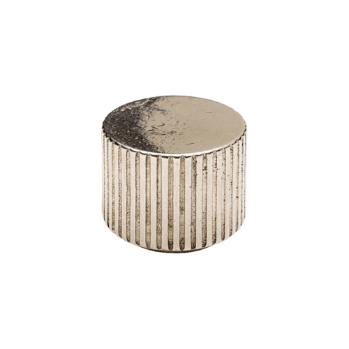 Rocky Mountain Hardware - Flute Reveal Knob - CK10022 Bronze Dark Lustre