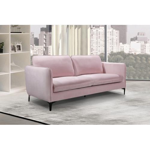 """Poppy Velvet Sofa - 83.5"""" W x 33.5"""" D x 33"""" H"""