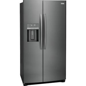 Gallery - Frigidaire Gallery 22.3 Cu. Ft. 36'' Counter Depth Side by Side Refrigerator
