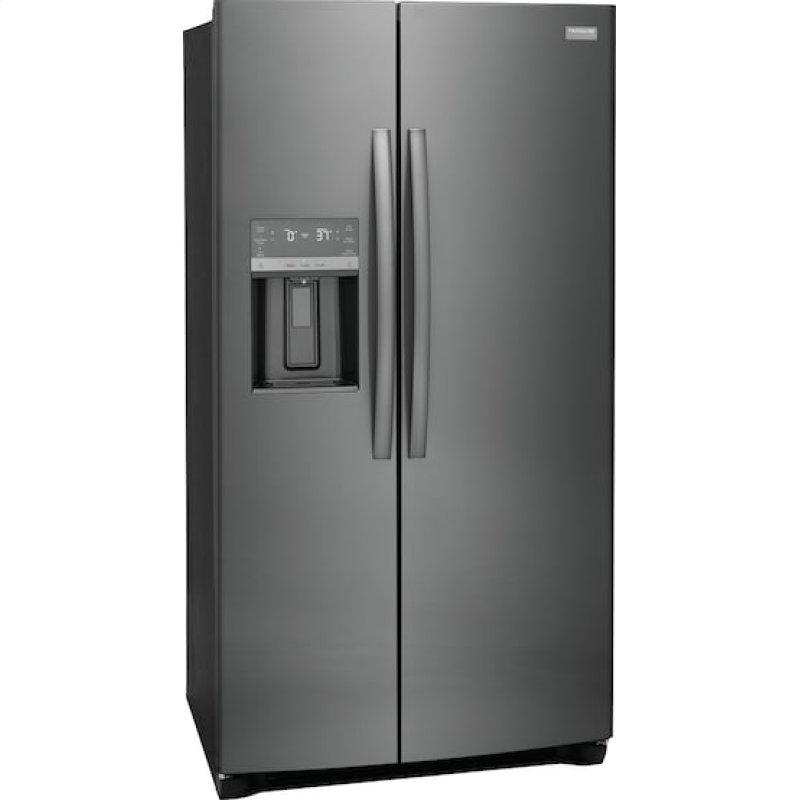 Gallery 22.3 Cu. Ft. 36'' Counter Depth Side by Side Refrigerator