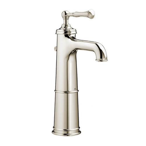 Dxv - Randall Vessel Faucet without Drain - Platinum Nickel