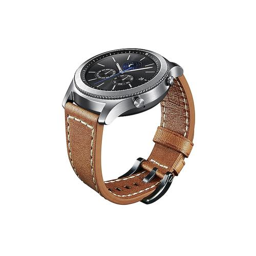 Leather Strap Tuscany (22mm) Tan