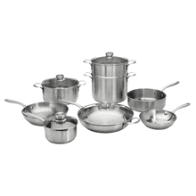 Frigidaire ReadyCook™ 12 Piece Cookware Set