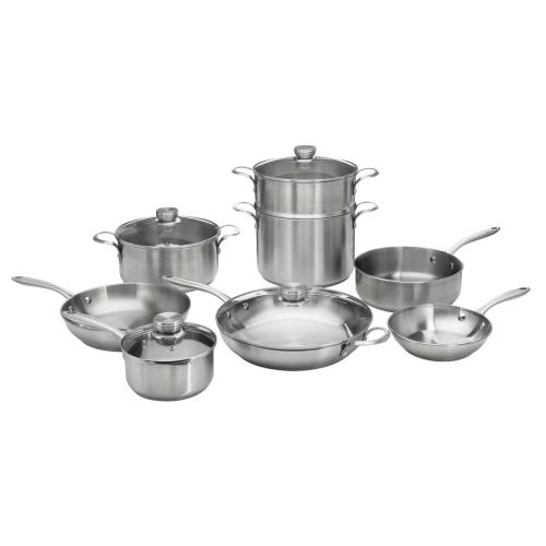 Frigidaire ReadyCook™ 12 Piece Cookware Set