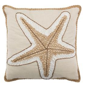 Hema Starfish Pillow - Natural