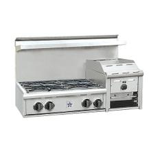 """See Details - 36"""" BlueStar Heritage Classic Cooktop"""