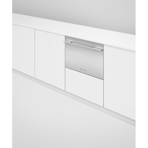 Fisher & Paykel - Single DishDrawer™ Dishwasher, Tall, Sanitize