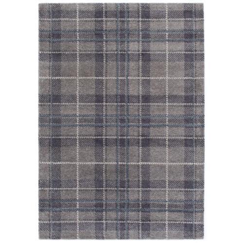 Tartan 7140/025 Grey/teal