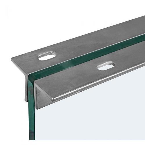 Aspen Dining Table Base - Glass