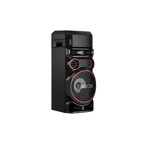 XBOOM RN7 Audio System with Bluetooth and Bass Blast
