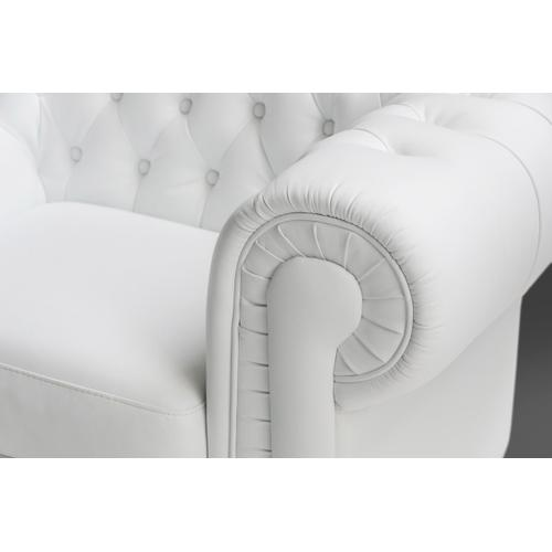 Divani Casa Sir William - Top Grain Italian Leather Sofa Set