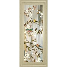 """Bloom Il"" By Asia Jensen Framed Print Wall Art"