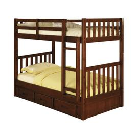 Mission Twin/Twin Bunk Merlot