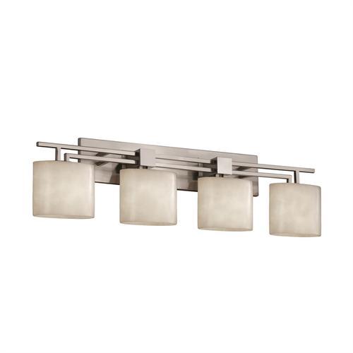 Aero 4-Light Bath Bar