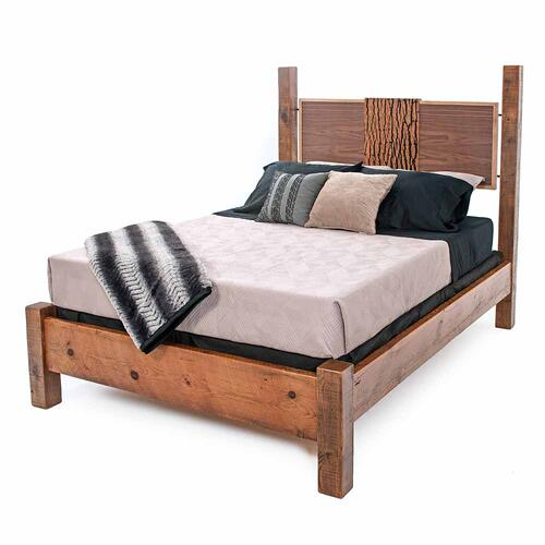 Mendocino Bed - Queen Headboard