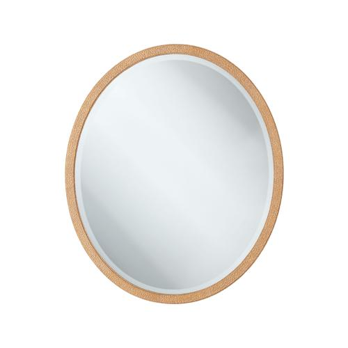 See Details - Grace Oval Wall Mirror