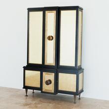 Marcel Cabinet-Black/Top Only