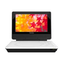 """Toshiba SDP95S 9"""" Widescreen Portable DVD Player"""