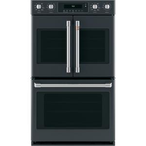 "Cafe30"" Smart French-Door, Double Wall Oven with Convection"