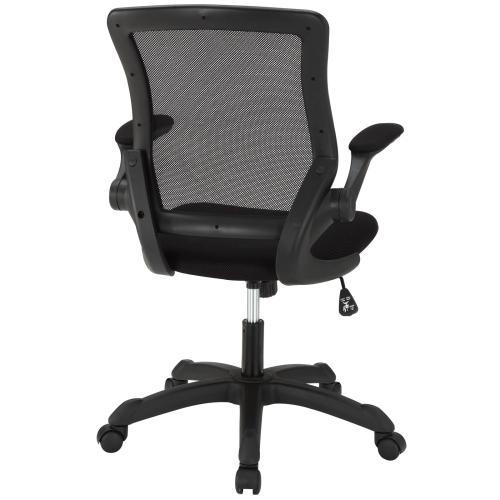 Veer Mesh Office Chair in Black