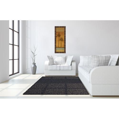 "Classy Art - ""Golden Palm Il"" By Jordan Grey Framed Print Wall Art"