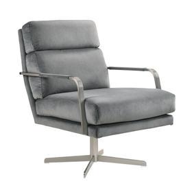 Kota Mid-Century Swivel Accent Chair