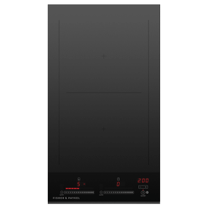 "Induction Cooktop, 12"", 2 Zones, With Smartzone"