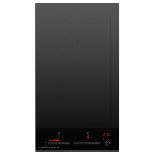 """Fisher & Paykel - Induction Cooktop, 12"""", 2 Zones, with SmartZone"""