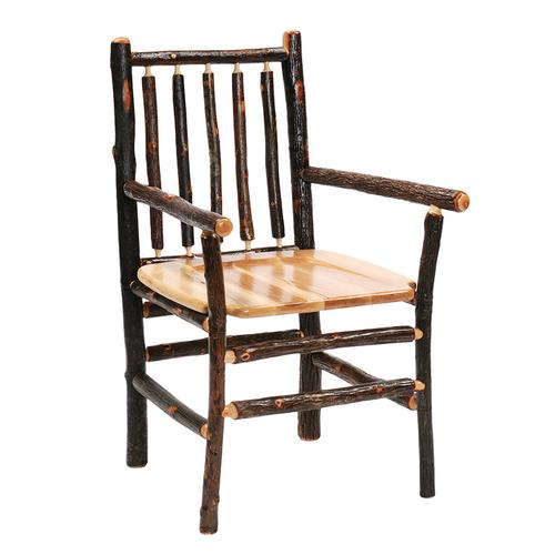 Spoke Arm Chair - Antique Oak seat