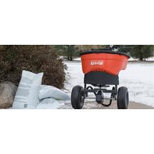130 lb. Ice Melt Push Spreader - 45-0548