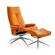 View Product - City chair high back std base