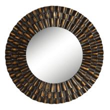 Wavy Sheet Metal Mirror