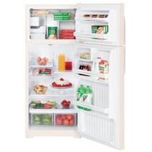 GE® 17.9 Cu. Ft. Top-Freezer Refrigerator