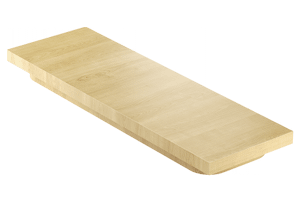 Cutting board 210080 - Maple Stainless steel sink accessory , Maple Product Image