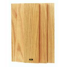 Natural Oak Finish, Vertical Design