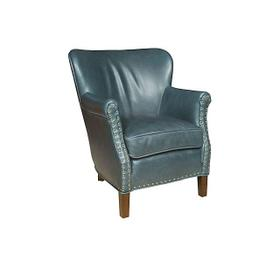 Fleming Leather Chair