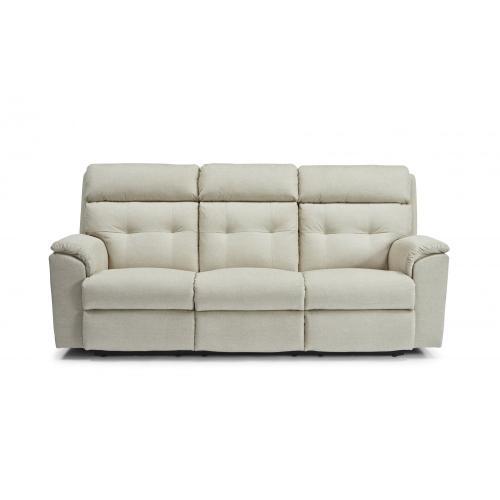 Mason Power Reclining Sofa with Power Headrests