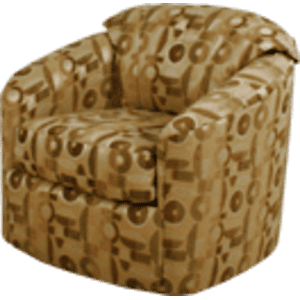 Best Craft Furniture - Contemporary Barrel Chair