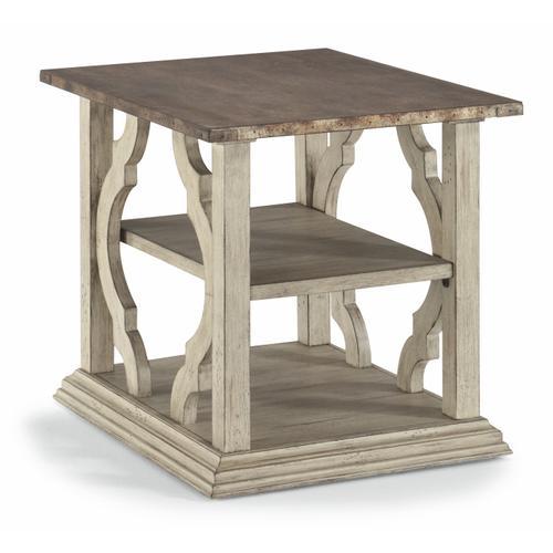 Flexsteel - Estate End Table