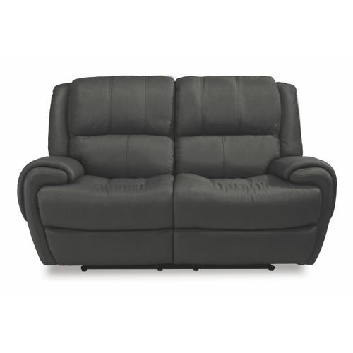 - Nance Power Reclining Loveseat with Power Headrests