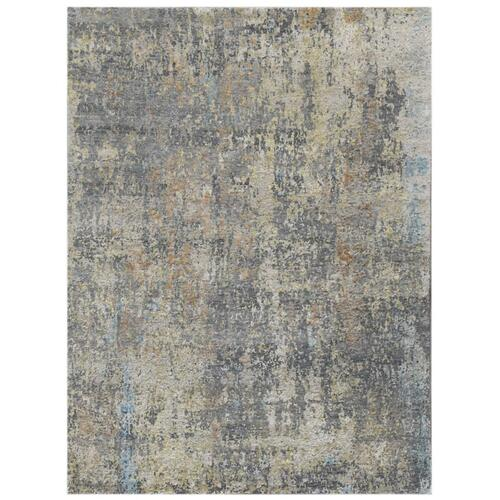 Amer Rugs - Mystique Mys-8 Steel Gray