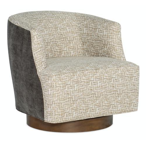 Sam Moore Furniture - Living Room Pilsen Swivel Chair
